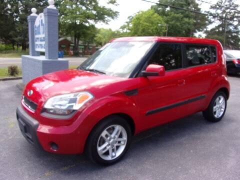 2010 Kia Soul for sale at Good To Go Auto Sales in Mcdonough GA