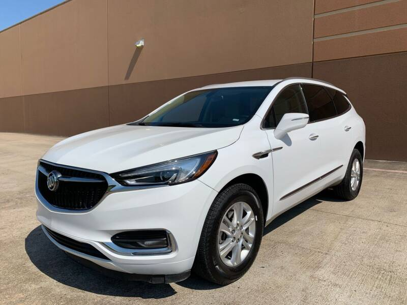2020 Buick Enclave for sale at ALL STAR MOTORS INC in Houston TX