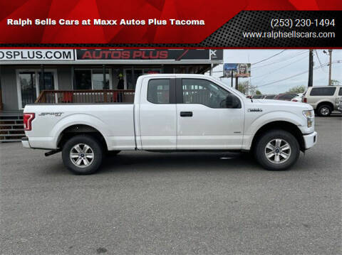 2016 Ford F-150 for sale at Ralph Sells Cars at Maxx Autos Plus Tacoma in Tacoma WA