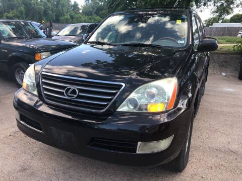 2006 Lexus GX 470 for sale at Best Deal Motors in Saint Charles MO