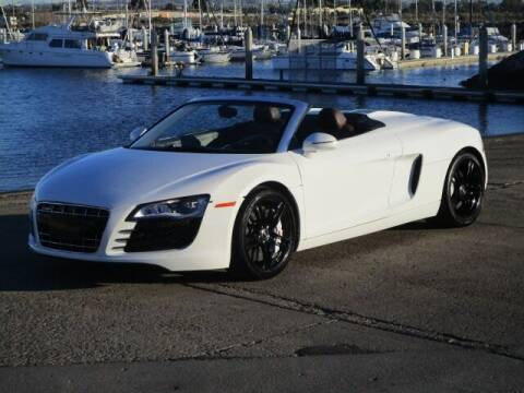 2011 Audi R8 for sale at Convoy Motors LLC in National City CA