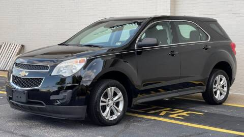 2013 Chevrolet Equinox for sale at Carland Auto Sales INC. in Portsmouth VA