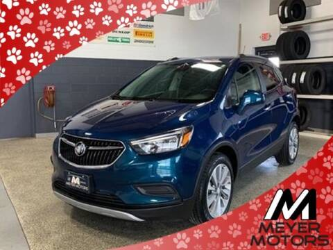 2020 Buick Encore for sale at Meyer Motors in Plymouth WI