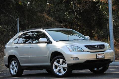 2005 Lexus RX 330 for sale at VSTAR in Walnut Creek CA