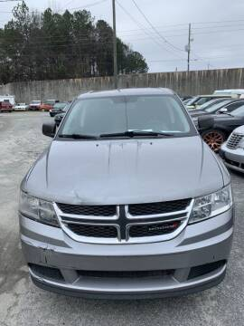 2015 Dodge Journey for sale at J D USED AUTO SALES INC in Doraville GA