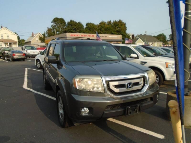 2011 Honda Pilot for sale at Gemini Auto Sales in Providence RI