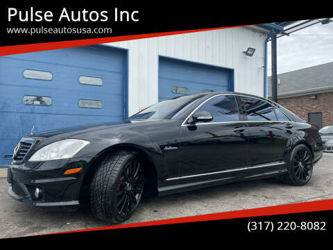 2008 Mercedes-Benz S-Class for sale at Pulse Autos Inc in Indianapolis IN