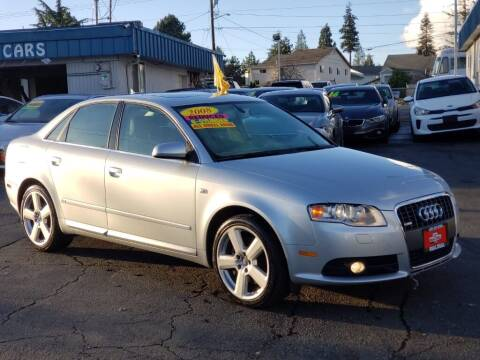 2008 Audi A4 for sale at Real Deal Cars in Everett WA