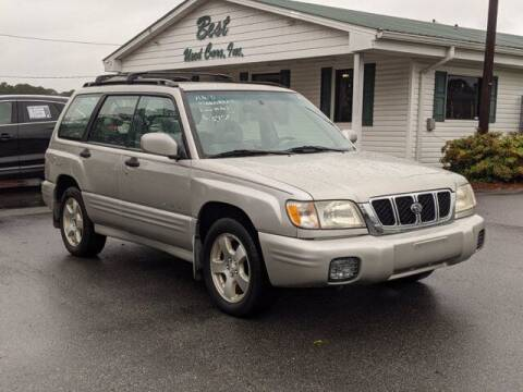 2001 Subaru Forester for sale at Best Used Cars Inc in Mount Olive NC