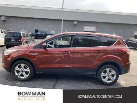 2015 Ford Escape for sale at Bowman Auto Center in Clarkston MI