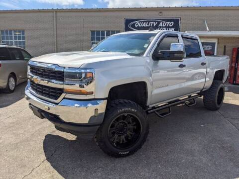 2016 Chevrolet Silverado 1500 for sale at Quality Auto of Collins in Collins MS