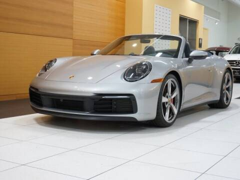 2021 Porsche 911 for sale at Porsche North Olmsted in North Olmsted OH