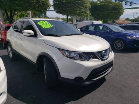 2017 Nissan Rogue Sport for sale at Mike Auto Sales in West Palm Beach FL