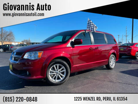 2019 Dodge Grand Caravan for sale at Giovannis Auto in Peru IL