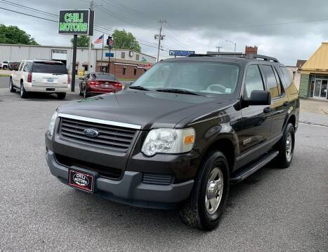 2006 Ford Explorer for sale at CHILI MOTORS in Mayfield KY