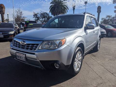 2013 Subaru Forester for sale at Convoy Motors LLC in National City CA