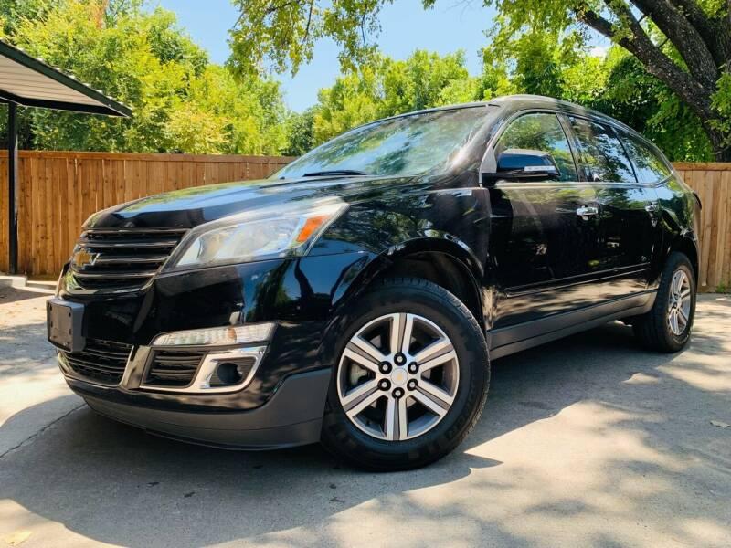 2016 Chevrolet Traverse for sale at DFW Auto Provider in Haltom City TX