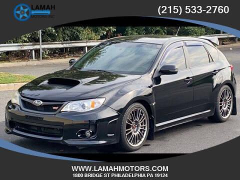 2012 Subaru Impreza for sale at LAMAH MOTORS INC in Philadelphia PA