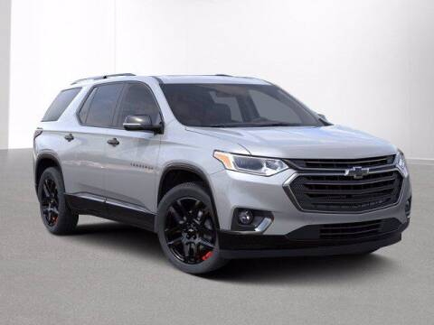 2021 Chevrolet Traverse for sale at Jimmys Car Deals in Livonia MI