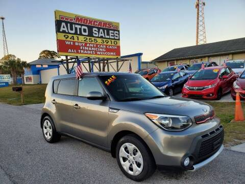 2015 Kia Soul for sale at Mox Motors in Port Charlotte FL