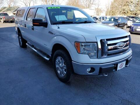 2012 Ford F-150 for sale at Stach Auto in Edgerton WI