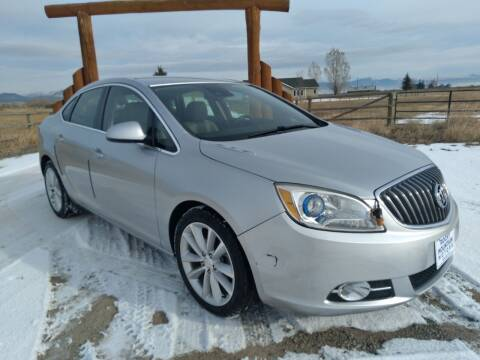 2015 Buick Verano for sale at Kevs Auto Sales in Helena MT