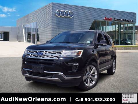 2019 Ford Explorer for sale at Metairie Preowned Superstore in Metairie LA