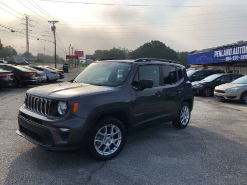 2019 Jeep Renegade for sale at Penland Automotive Group in Laurens SC