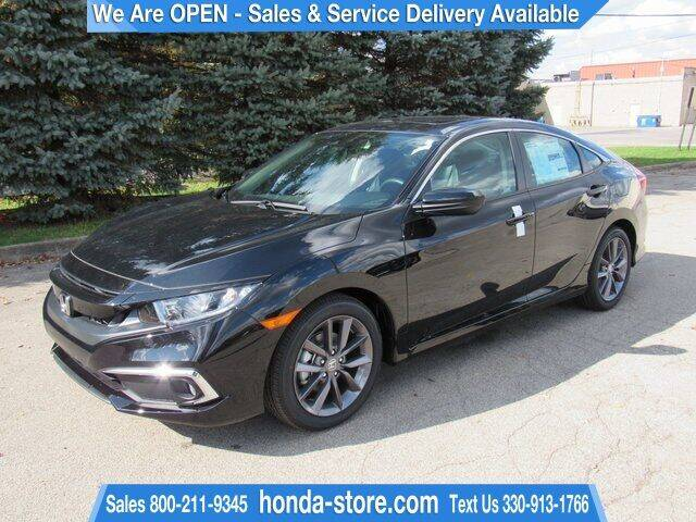 2021 Honda Civic for sale in Youngstown, OH