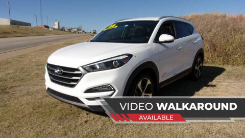 2016 Hyundai Tucson for sale at 6 D's Auto Sales MANNFORD in Mannford OK