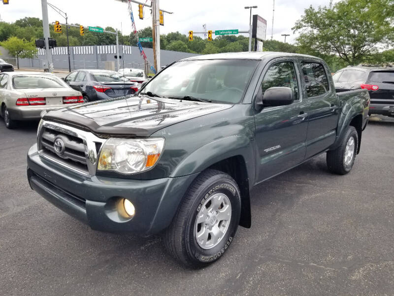 2010 Toyota Tacoma for sale at Cedar Auto Group LLC in Akron OH