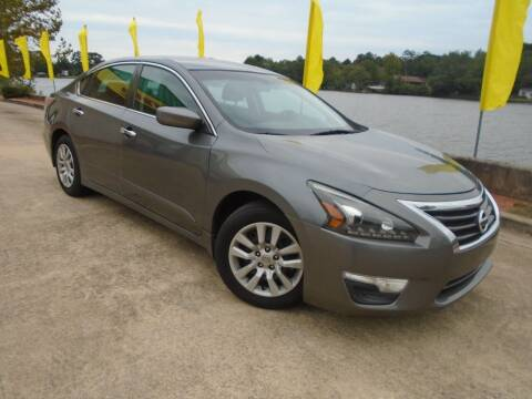 2015 Nissan Altima for sale at Lake Carroll Auto Sales in Carrollton GA