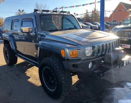 2007 HUMMER H3 for sale at Nations Auto Inc. II in Denver CO