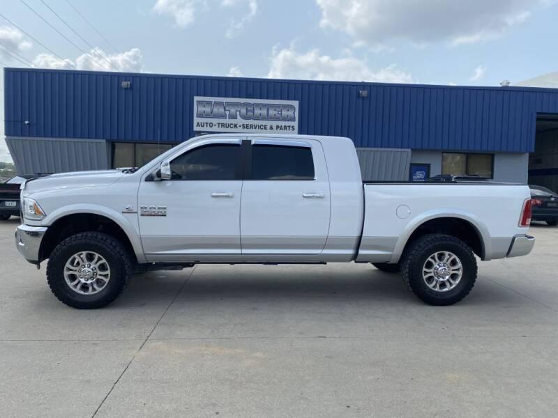 2018 RAM Ram Pickup 3500 for sale at HATCHER MOBILE SERVICES & SALES in Omaha NE