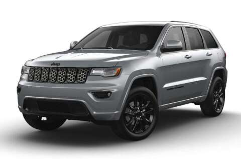 2021 Jeep Grand Cherokee for sale at Herman Jenkins Used Cars in Union City TN