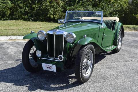 1947 MG T-Series for sale at Its Alive Automotive in Saint Louis MO