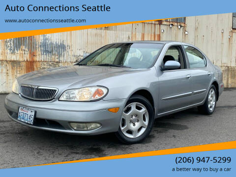 2000 Infiniti I30 for sale at Auto Connections Seattle in Seattle WA