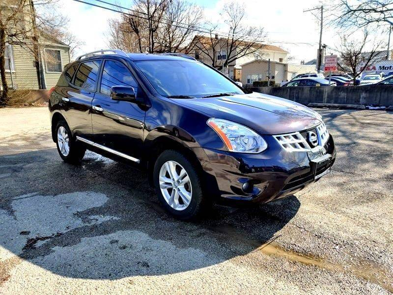 2012 Nissan Rogue for sale at D & A Motor Sales in Chicago IL