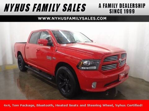 2017 RAM Ram Pickup 1500 for sale at Nyhus Family Sales in Perham MN
