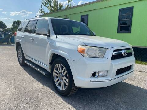 2013 Toyota 4Runner for sale at Marvin Motors in Kissimmee FL
