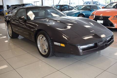 1988 Chevrolet Corvette for sale at Legend Auto in Sacramento CA