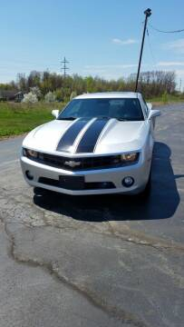 2010 Chevrolet Camaro for sale at Country Auto Sales in Boardman OH