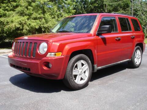 2010 Jeep Patriot for sale at Lowcountry Auto Sales in Charleston SC