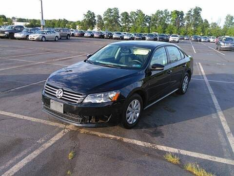 2013 Volkswagen Passat for sale at Penn American Motors LLC in Emmaus PA