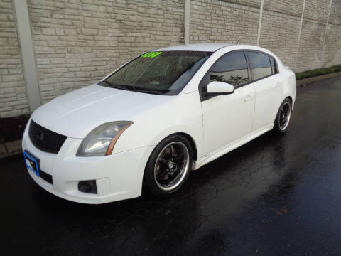 2008 Nissan Sentra for sale at Matthews Motors LLC in Algona WA