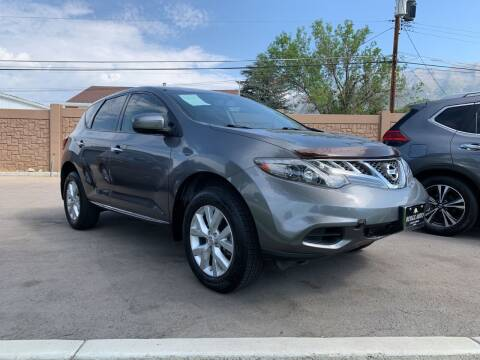 2014 Nissan Murano for sale at Berge Auto in Orem UT