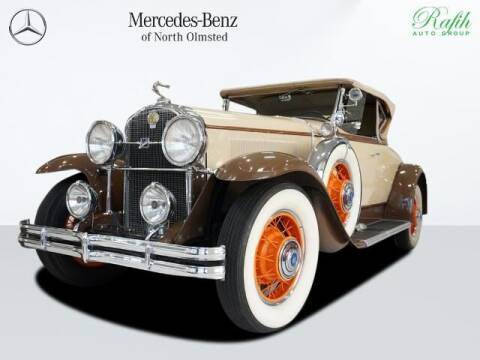 1931 Buick n/a for sale at Mercedes-Benz of North Olmsted in North Olmsted OH