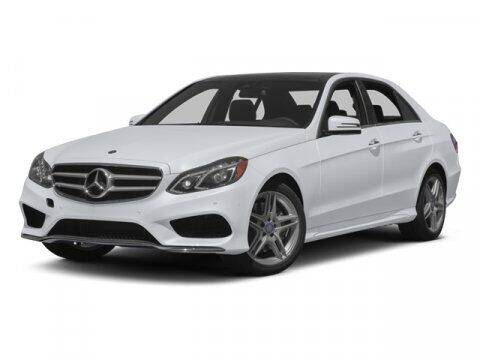 2014 Mercedes-Benz E-Class for sale at DAVID McDAVID HONDA OF IRVING in Irving TX