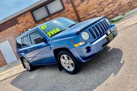 2007 Jeep Patriot for sale at Island Auto Express in Grand Island NE