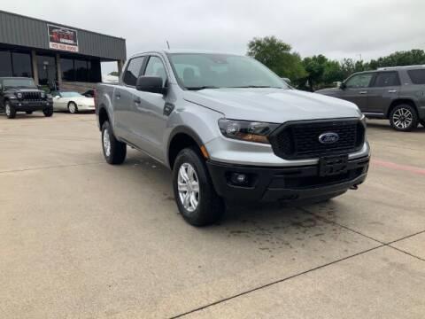 2020 Ford Ranger for sale at KIAN MOTORS INC in Plano TX